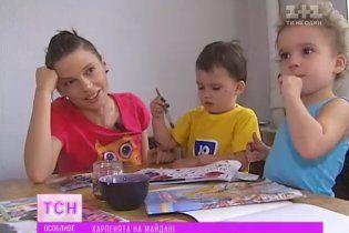 Ирэна Карпа готова расстаться с семьей и остаться на Евромайдане
