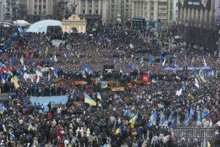 Янукович попросив євромайданівців дочекатися 2015 року