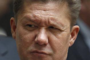 Украина и Россия не договорились относительно миллиардных долгов за газ - Миллер