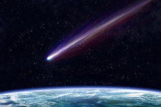 На Землі вперше виявили слід зіткнення з кометою