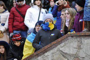 """У центрі Луцька через Євромайдан ввели """"сухий закон"""""""