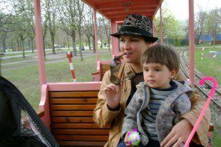 Оперна діва Ганна Нетребко зізналася, що її син - аутист