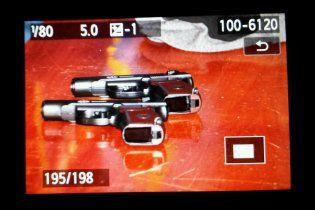 """У """"титушок"""", яких затримали на Євромайдані, знайшли пістолети, списки витрат та перепустки"""