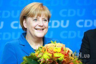 """The Times назвало Меркель """"Людиною року"""" за її роль у вирішенні конфлікту Заходу і Сходу"""
