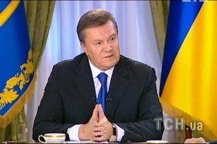 Янукович досі не розуміє, чому Європа зірвала саміт в Ялті і тиснула напередодні Євро-2012