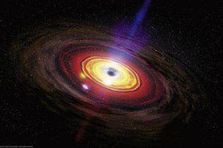 У центрі Чумацького шляху знайшли сліди спалаху надмасивної чорної діри
