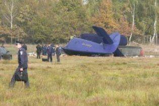 Літак, який розбився на Волині, летів з Білорусі з контрабандними цигарками
