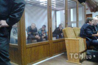 На суде по врадиевскому делу Дрыжак и Полищук попросили отпустить их домой