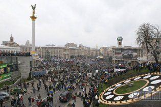 Жириновский назвал Евромайдан сборищем алкоголиков, наркоманов и шпионов