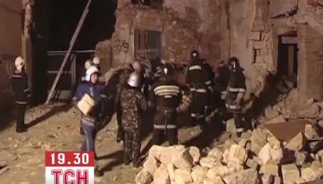 Спасатели не обнаружили жертв под завалами одесского дома
