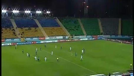 Карпати - Чорноморець - 1:0. Відео голу Федорчука