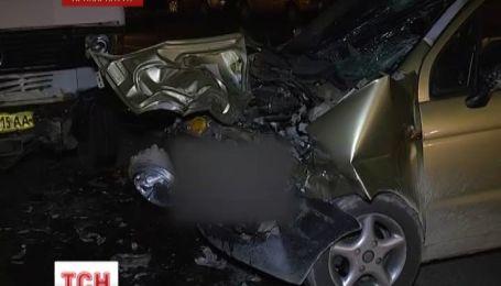 Под Ивано-Франковском произошло масштабное ДТП