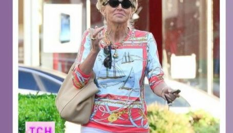 Шерон Стоун шокувала фанатів страшенним виглядом