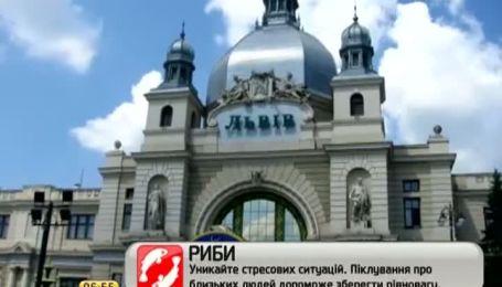 Украинцы раскупили железнодорожные билеты в западные регионы на новогодние праздники