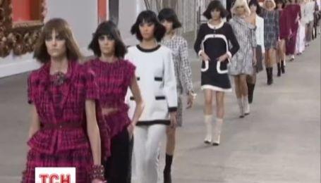 Гранты мировой моды представили свои коллекции в Париже