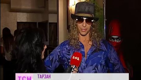 Тарзан знайшов роботу у Києві