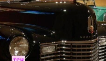 Лимузин с романтической историей продают на аукционе в США