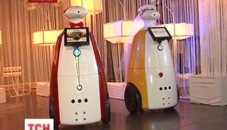 У Миколаєві одружили роботів