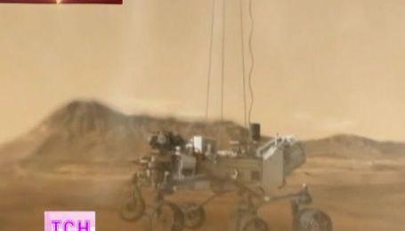 Марсохід «К'юріосіті» так і не знайшов будь яких ознак життя на Марсі