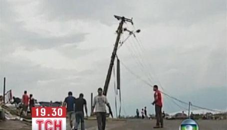 30 тысяч человек пострадали от стихии в Бразилии