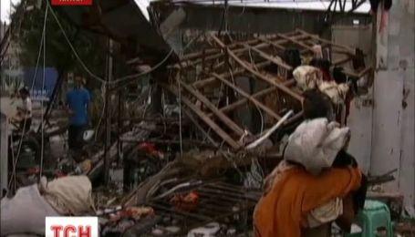 Провінція Фуцзянь оговтується після удару тайфуну Усагі