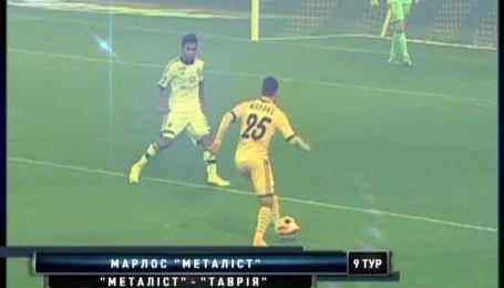 Марлос та Дуглас Коста забили найкрасивіші голи 9-го туру чемпіонату України