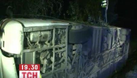 В Румынии в ДТП погибли двое украинских туристов, пятеро - госпитализированы