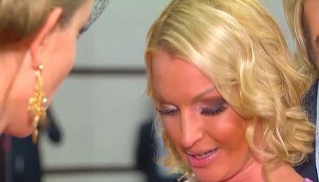 """Волочкова обурилася тим , що вона отримала антипремію """"Срібна калоша"""""""