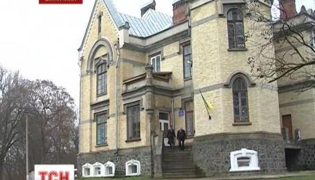 В Винницкой области дети учатся в роскошном дворце
