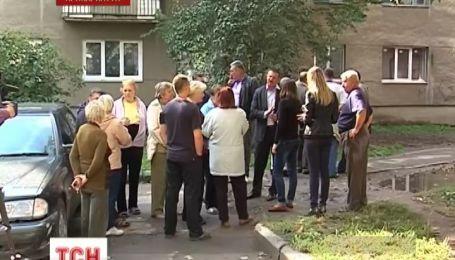 В Ивано-Франковске жители многоквартирного дома уже неделю живут без газа и горячей воды