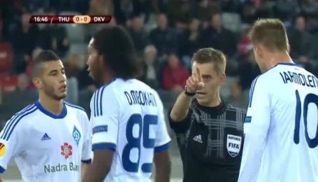 Тун - Динамо - 0:2. Відеоаналіз