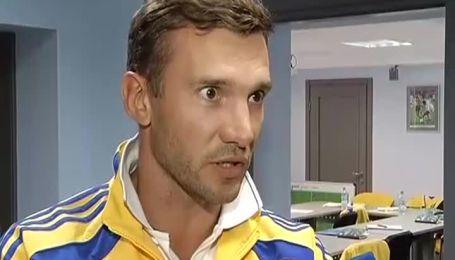 Шевченко побажав перемог Блохіну з Динамо