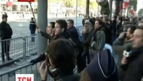 Французских ультраправых арестовали за свист
