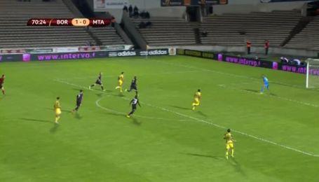 Бордо - Маккабі Тель-Авів - 1:1. Відео голу Іцхакі