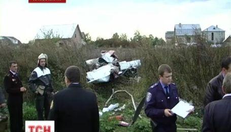 Подробности авиакатастрофы в Коломые: самолет разбился через несколько минут после взлета