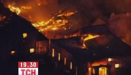 На хімічному заводі в США пролунали вибухи і почалася пожежа
