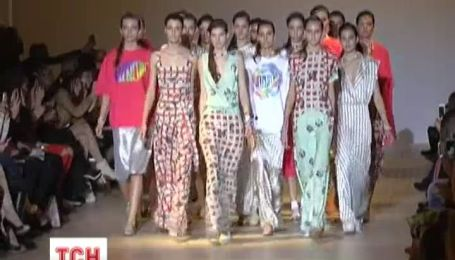 В Україні стартував тиждень моди
