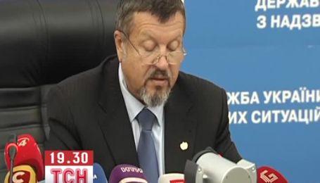 В конце недели в Украину придут первые заморозки