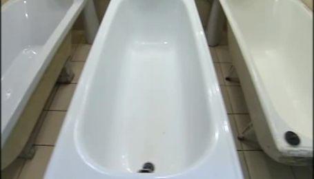 """Какая ванна лучше - эксперимент """"Территории обмана"""""""