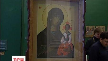 В Луцк возвращается икона пресвятой Богородицы
