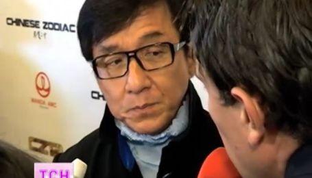 Джеки Чан жаждет боя с Владимиром Кличко