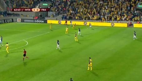 Маккабі Тель-Авів - Айнтрахт - 4:2. Відео матчу