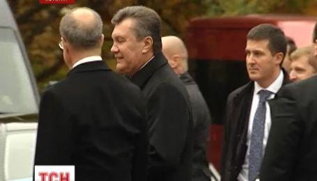 Янукович провел переговоры об ассоциации с ЕС в Талине