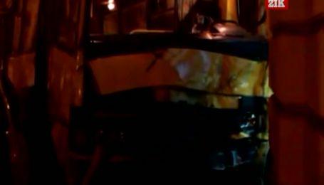 Во Львове в результате ДТП один человек погиб и семеро пострадали