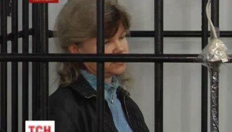 Дітовбивця Світлана Оклей таки відсидить 15 років за ґратами