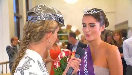 17-летняя дочь бизнесмена начала покорять украинские конкурсы красоты