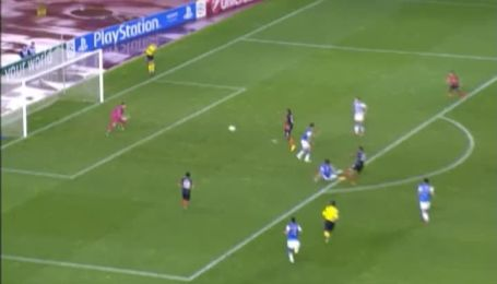 Реал Сосьєдад - Шахтар - 0:2. Відео голів