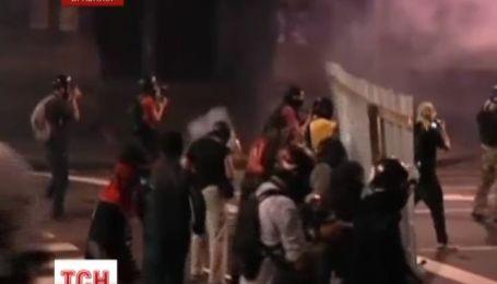 В Бразилии день учителя отметили протестами и погромами