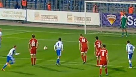 Севастополь - Волинь - 2:1. Відео матчу