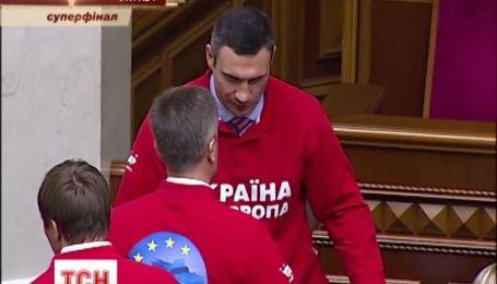 Нова норма Податкового кодексу не позначиться на реєстрації Віталія Кличко кандидатом у президенти
